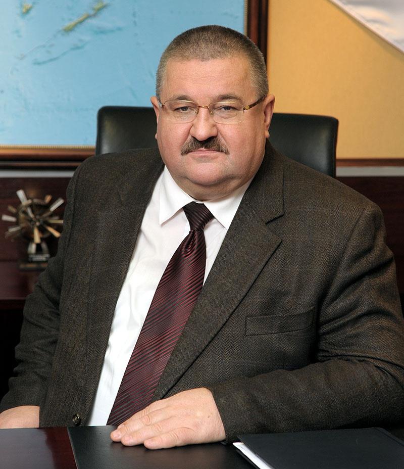 Директор дирекции Северного морского пути Госкорпорации «Росатом» Вячеслав Рукша.