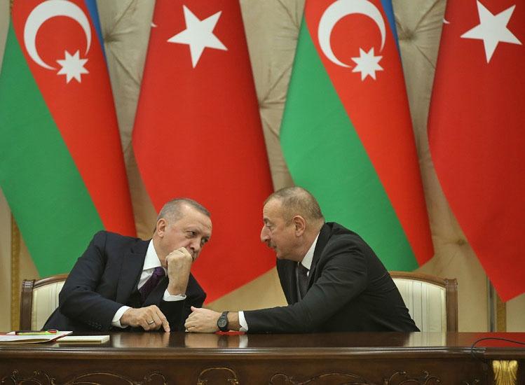 Ильхам Алиев оказался и умнее, и проворнее и нашёл себе союзника - Реджепа Эрдогана.