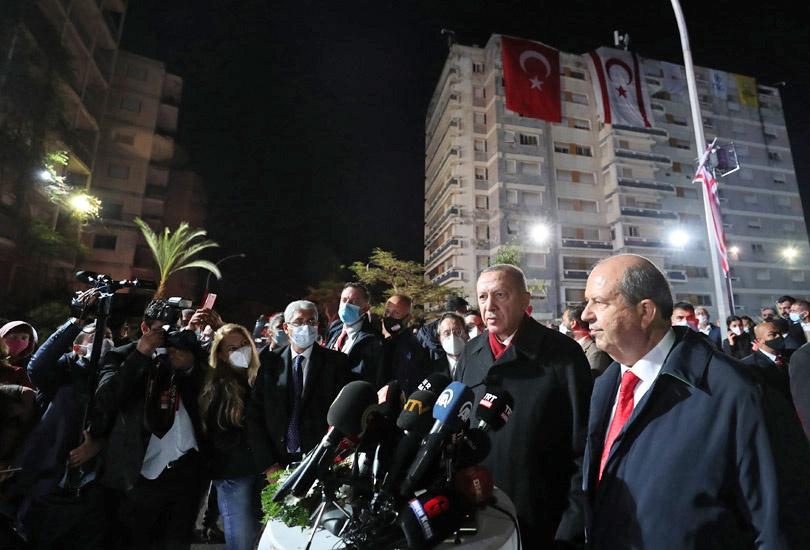 Посещение президентом Турции Вароши (турецкое название - Мараш) вызвало негативную реакцию официальной Никосии.