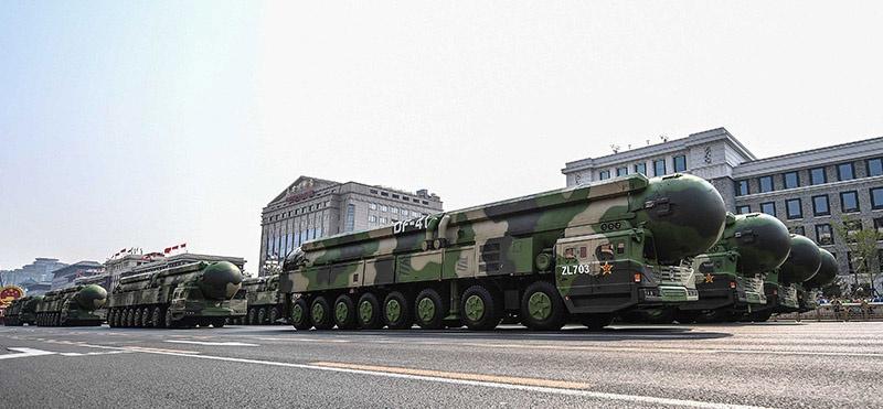 Кристофер Форд потребовал от Пекина обеспечить более высокую степень открытости в его национальной ядерной доктрине.