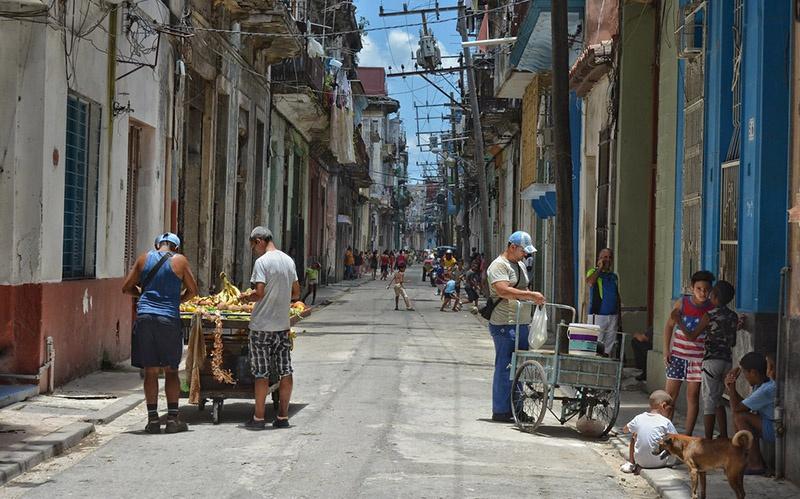 Cегодня на Кубе всё стабильно, она хладнокровно встречает новые трудности.