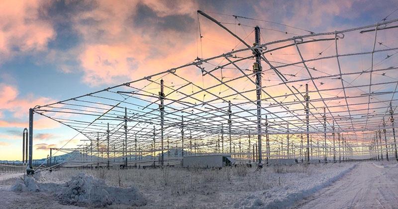DARPA давно и довольно успешно трудится над проектом HAARP, дающим возможность использовать метеорологическое и сейсмическое оружие.