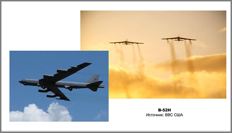 Американские тяжёлые стратегические бомбардировщики уже давно освоили воздушное пространство нескольких десятков государств Европы и используют военные аэродромы 19 европейских стран-членов Североатлантического союза.