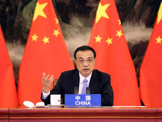 Премьер Госсовета КНР Ли Кэцян заявил, что создание ВРЭП станет победой многосторонности и свободной торговли.