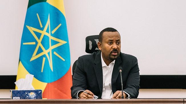 Эфиопский бунт - осмысленный и беспощадный