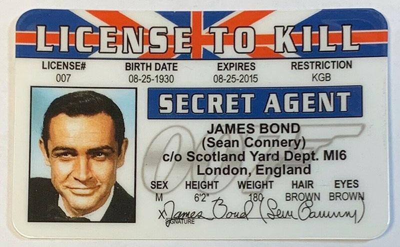 Комитет по разведке и безопасности одобрил введение в арсенал МИ-5 такого элемента киношного Агента 007 как «лицензия на убийство».