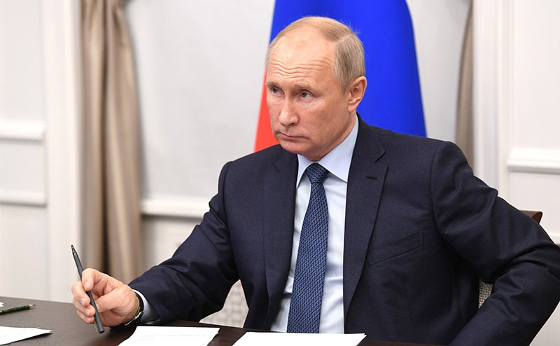 Владимир Путин назван самой большой опасностью для Британии.