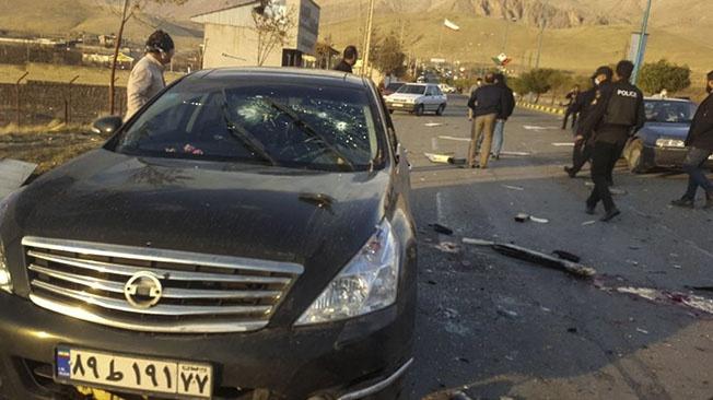 Убийство иранского физика. Теракт с последствиями