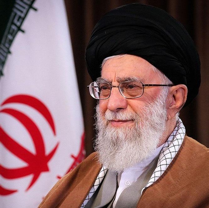 Верховый правитель Ирана великий аятолла Али Хаменеи - этнический азербайджанец.