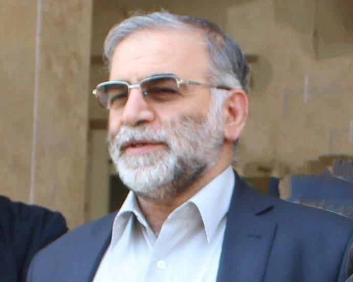«Отец иранской атомной бомбы» Мохсен Фахризаде. Убит в Тегеране.