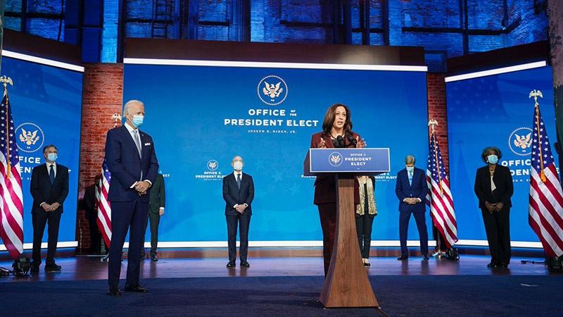 Если не Джозеф Байден, тогда уже Камала Харрис будет восстанавливать Атлантическое партнёрство.