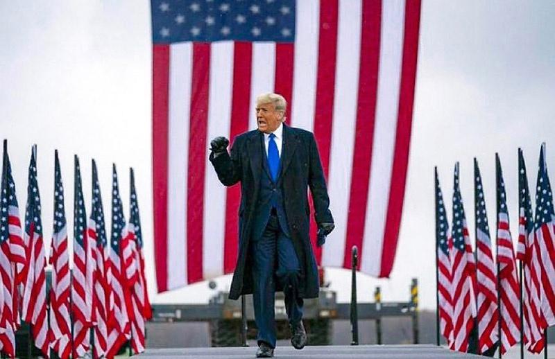 Вполне возможно, что в политику миллиардер Трамп зашёл исключительно от скуки, а вовсе не потому, чтобы сделать Америку снова великой.