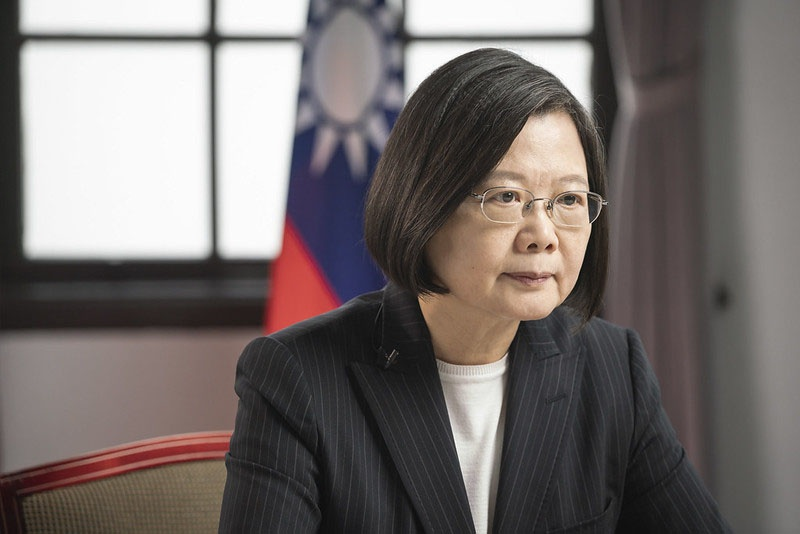 Президент Китайской Республики (Тайваня) Цай Инвэнь отказалась от политики сближения с материком.