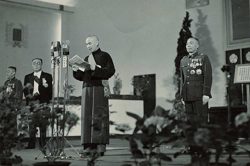 Чан Кайши, его потомки и их последователи стали вести деятельность по утверждению себя в качестве единственной легитимной власти Китая.