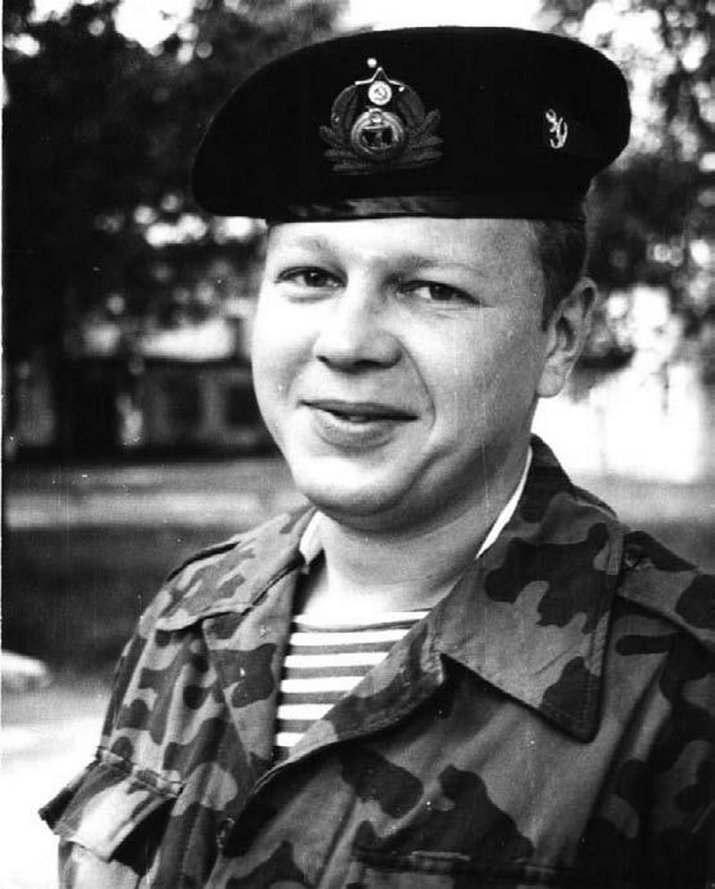 Дмитрий Полковников.