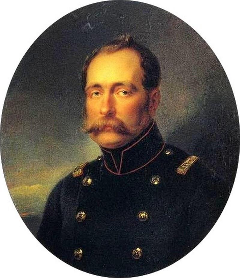Основатель артиллерийского училища великий князь Михаил Павлович.
