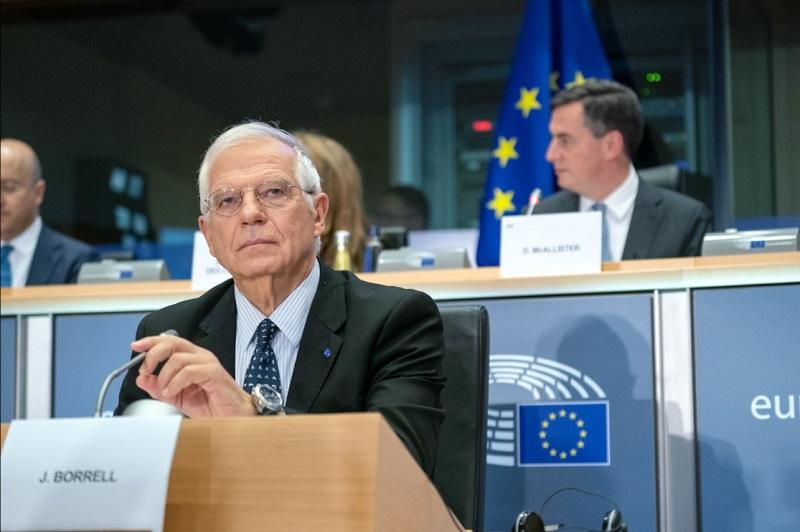 Глава внешнеполитической службы ЕС Жозеп Боррель.