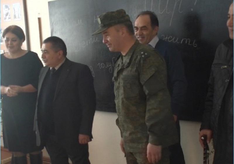 В районе степанакертской общеобразовательной школы №8 российские сапёры полностью завершили разминирование.