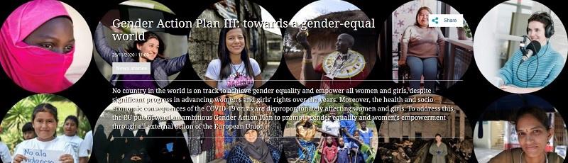 «Гендерный план действий III»— типичный образчик евробюрократии, нормальному человеку его не дано понять и осмыслить.
