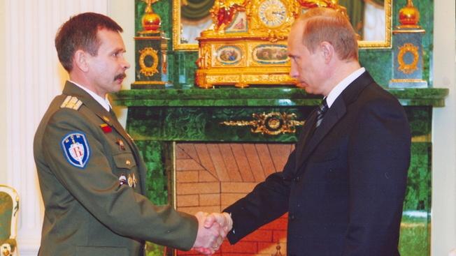 Четвёртый день рождения полковника Бочарова