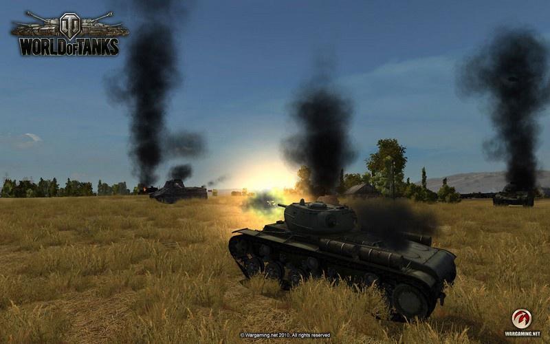 Игра «The World of Tanks» белорусского разработчика «Wargaming.net».