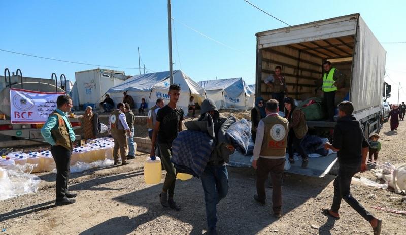 Источником рекрутов для террористов стали лагеря сирийских беженцев.