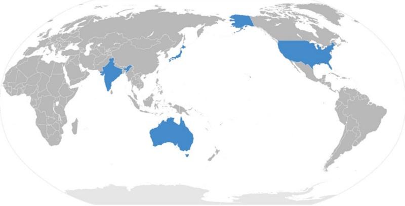 КВАД был признан в Вашингтоне в качестве одного из наиболее эффективных инструментариев для достижения поставленных американских целей в Индо-Тихоокеанском регионе.