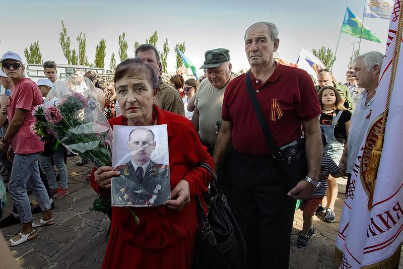 8 сентября дончане отметили 77-ю годовщину Освобождения Донбасса от немецко-фашистских захватчиков.