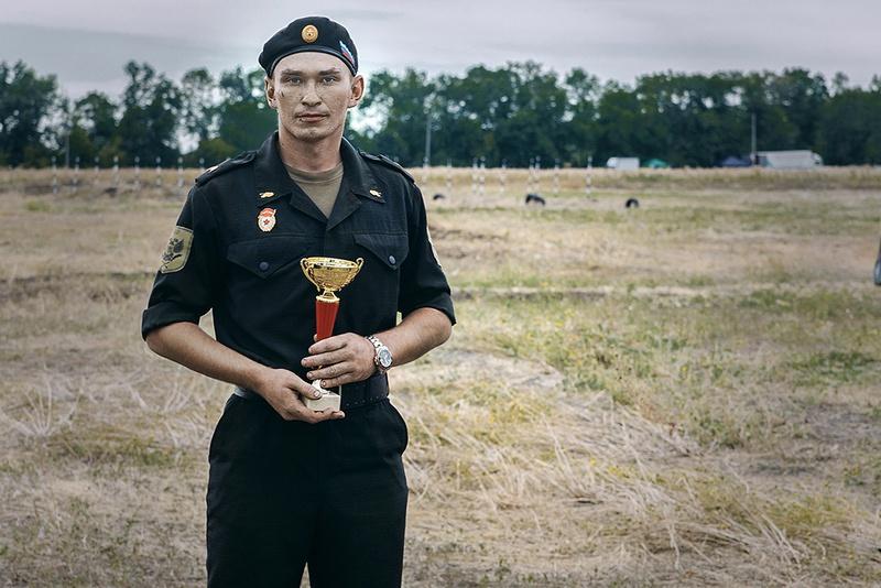 Заслуженную победу в состязаниях начала осени одержали танкисты ЛНР.