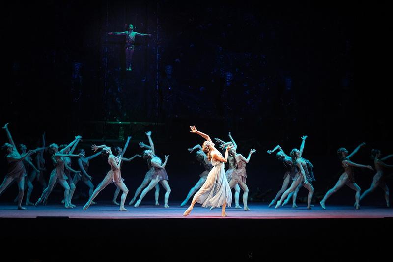 Премьерой балета Арама Хачатуряна «Спартак» открыла свой 89-й театральный сезон «Донбасс-Опера».
