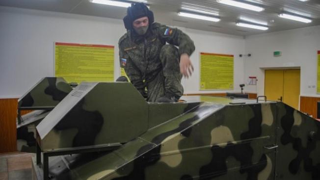 По классу… танки грохотали