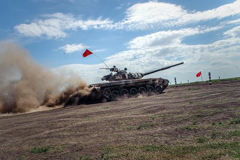 Соревнования «Донецкий натиск» проводятся с 2015 года.