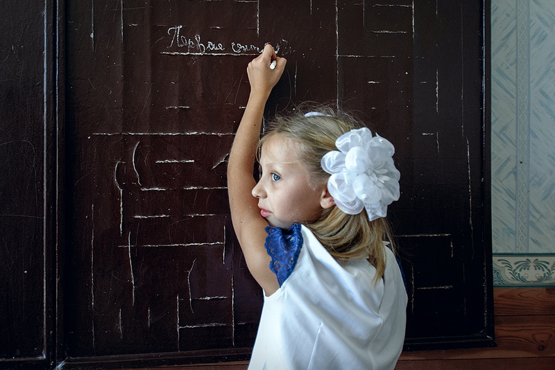 Как же хочется, чтобы прежде всего именно для этих детей поскорее наступил мир.