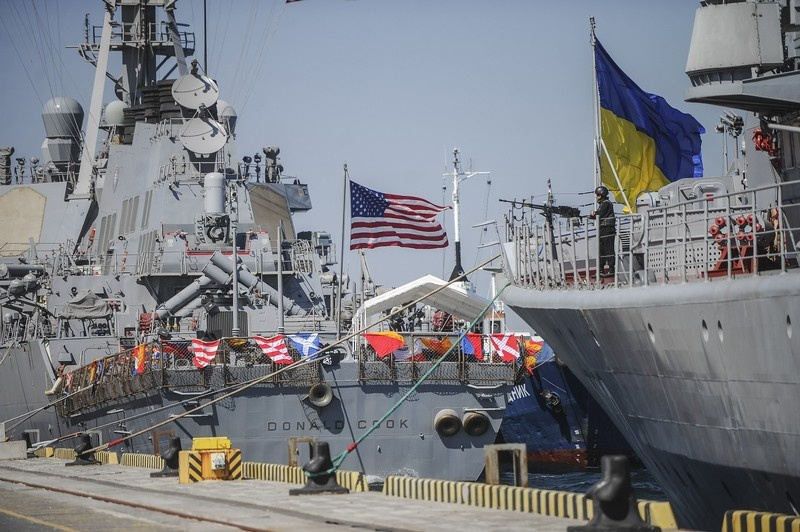 База в Очакове станет крупнейшим пунктом ВМС США не только на Чёрном море, но и в Европе.