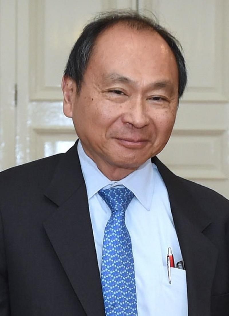 Фрэнсис Фукуяма - «апостол» либерализма.