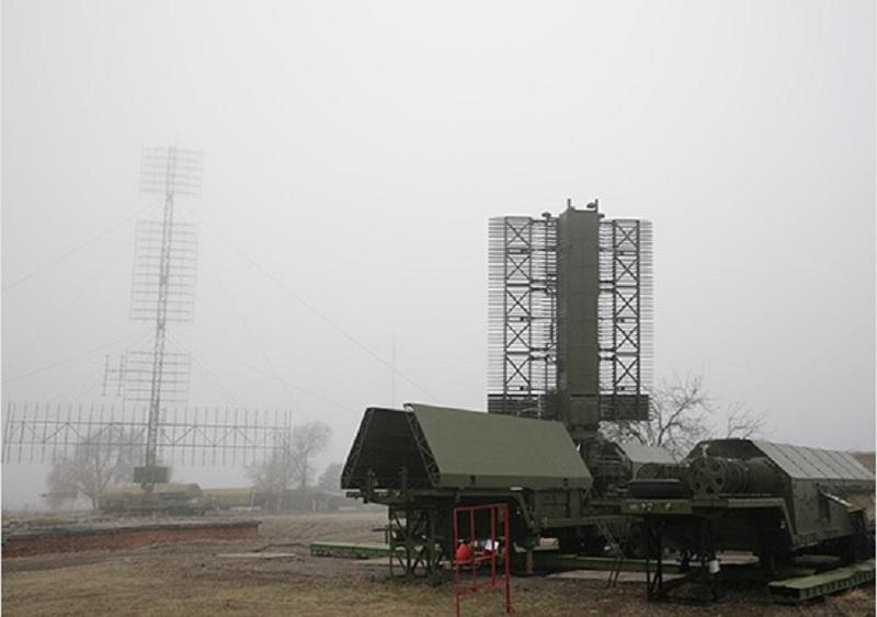 В Ростовской области на боевое дежурство заступила новая радиолокационная станция «Небо-УТ».