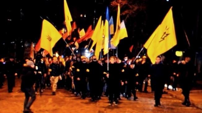 Европа испугалась собственного детища - украинского нацизма