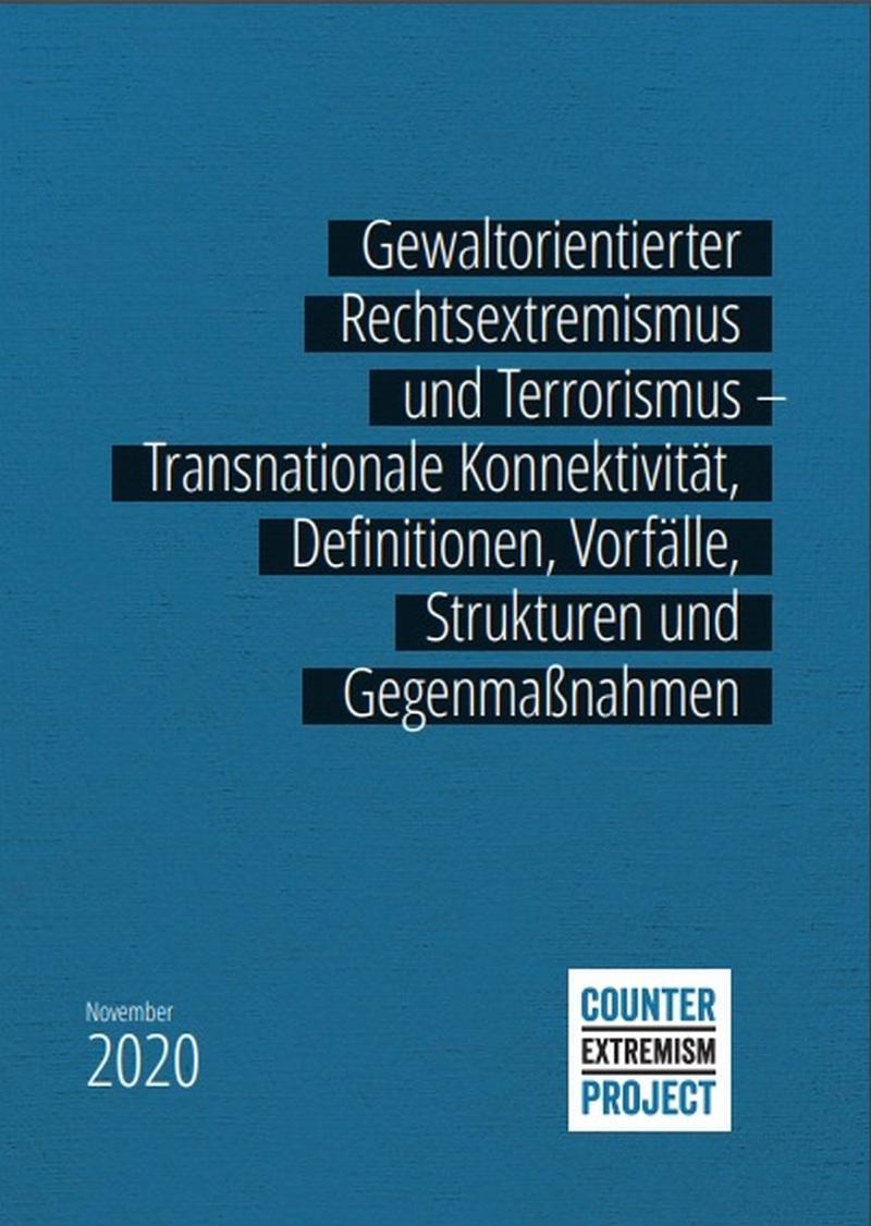 Берлинский мозговой центр CEP («Counter Extremism Projekt», Проект против экстремизма) подготовил по запросу правительства отчёт о правоэкстремистских организациях в Европе.