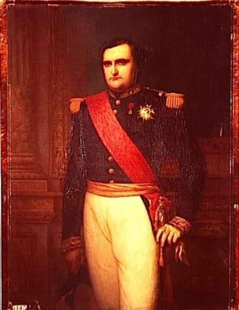 Наполеон Жозеф Шарль Поль Бонапарт, граф де Монкальери.