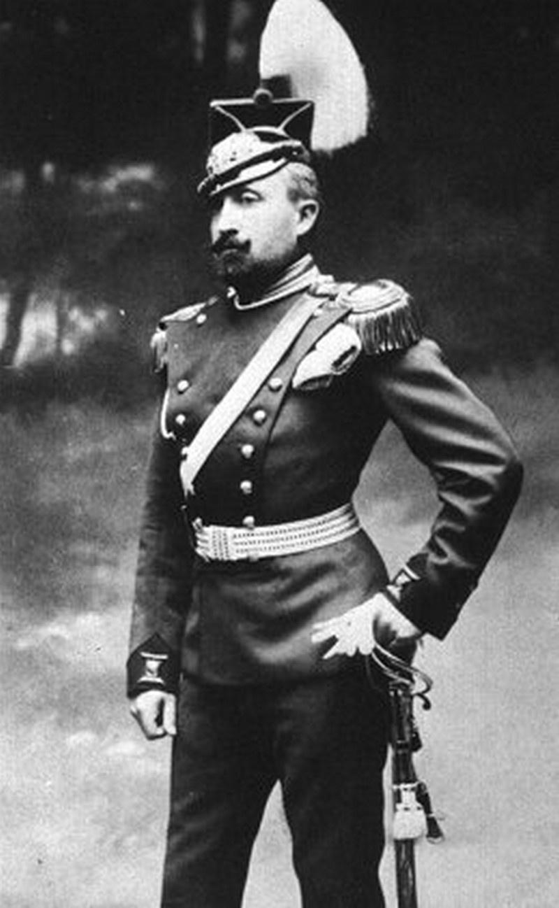 Луи Жозеф (Людовик Иосифович) Наполеон.