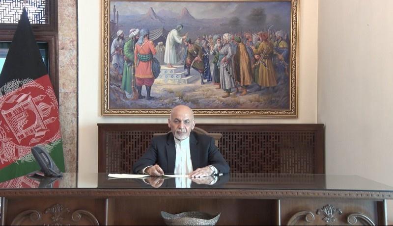 Действующий глава государства Ашраф Гани - кандидат в небытие.