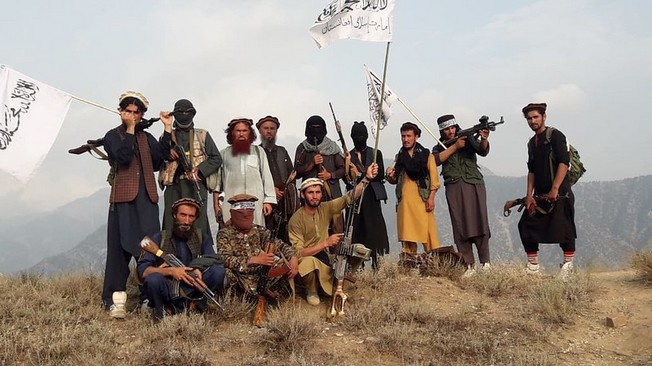 Куда пойдёт «Талибан»*, когда уйдут американцы?
