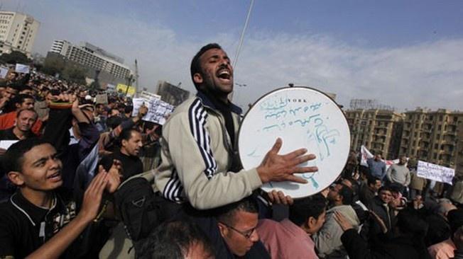 «Черная весна» арабского мира
