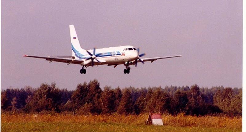 29 марта 1990 года Ил-114 совершил свой первый полёт с аэродрома города Жуковский.