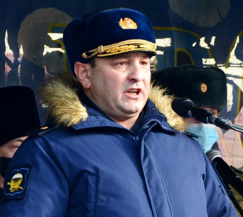 Генерал-майор Нариман Тимергазин.