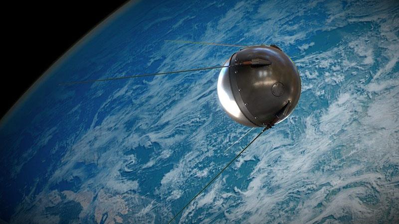 Именно Советский Союз 4 октября 1957 года первым в мире запустил искусственный спутник Земли.