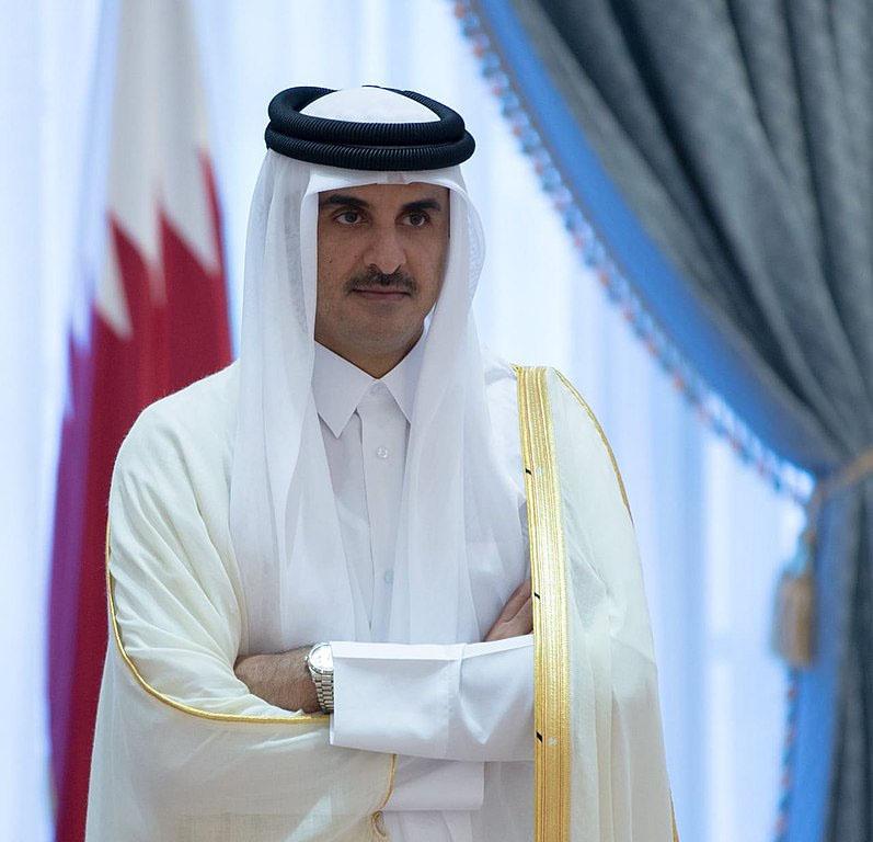 Эмир Катара Тамим бен Хамад Аль Тани пошёл по пути укрепления связей с Турцией.