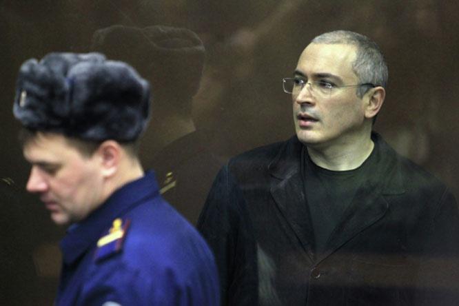 Только уголовное дело расстроило планы помешанного на прибыли Ходорковского совершить политический переворот в России.