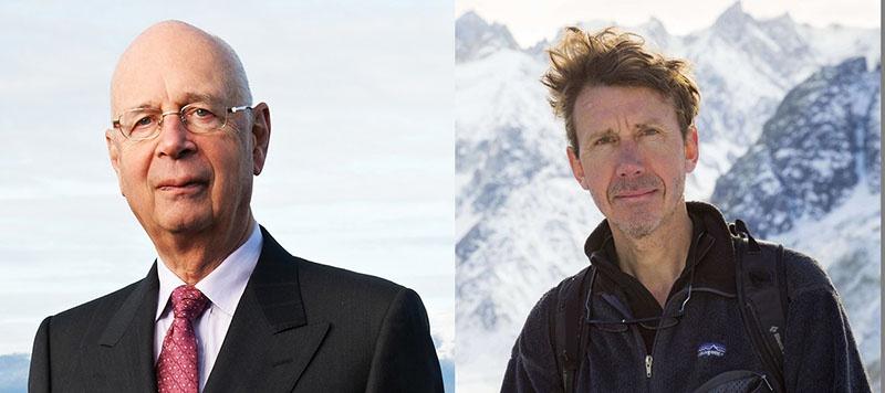 Клаус Шваб и Тьерри Маллере что-то знают про продолжение пандемии лабораторными методами.