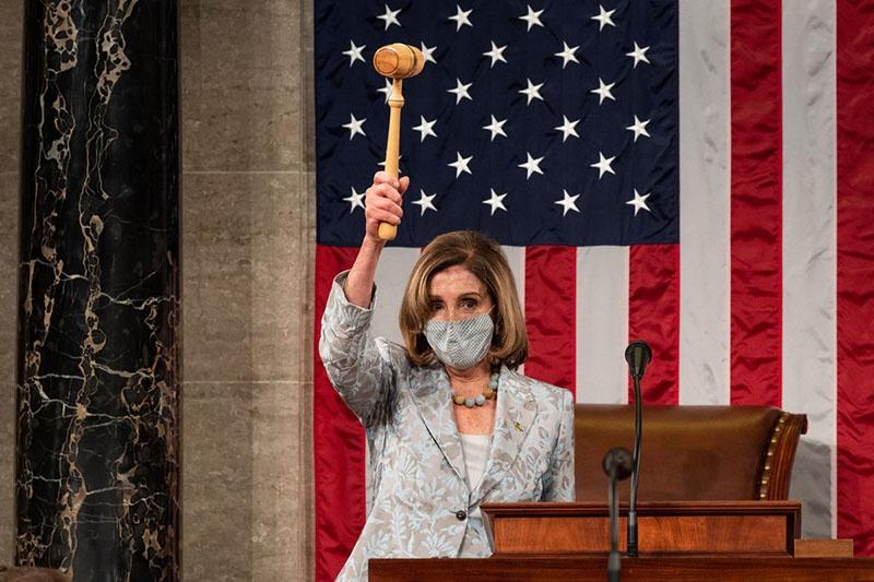 Нэнси Пелоси, похоже, собирается руководить палатой представителей вечно.